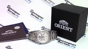 <b>Часы Orient TV01003W</b> [FTV01003W0] - видео обзор от ...