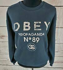 <b>Толстовка</b> свитера и <b>толстовки</b> регулярного <b>OBEY</b> m для женский ...