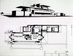 Robie House  FL Wright   A  th century   Pinterest   House    floor plan   robie house