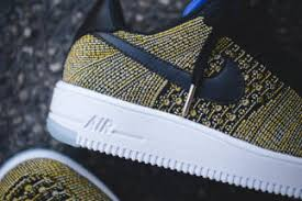 lady bay area sports fans have we got a sneaker for you the nike air force 1 flyknit low arrives for fall in a new colorway that you can definitely match air force 1 flyknit