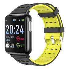 <b>Gocomma DT6 Bluetooth Smart</b> Watch ECG + PPG Health Smartwatch