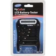 Тестер HyCell LCD <b>Battery</b>-<b>Tester</b> в Минске - купить в Interfoto.by