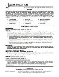 resume sample for rn position top great registered nurse rn resume    sample resume nurse resume licensure licensed practical sle