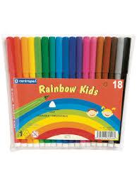 "<b>Фломастеры</b> ""<b>Rainbow Kids</b>"" <b>Centropen</b> 9873465 в интернет ..."