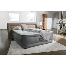 Buy <b>Intex</b> Queen <b>PremAire</b> Raised Air Bed with Pump | Air beds ...