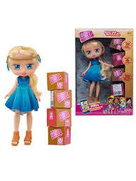 <b>Кукла Boxy Girls</b> Willa 20 см. с аксессуарами <b>1Toy</b> 6717444 в ...
