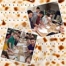 sar academy koleinu v matza baking