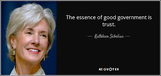 TOP 11 QUOTES BY KATHLEEN SEBELIUS   A-Z Quotes