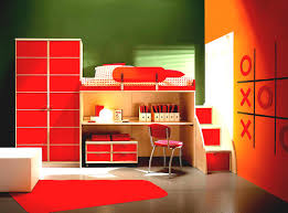 amusing bedroom decor ideas use drak green and orange combination amusing design home office bedroom combination