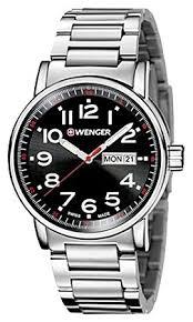 Наручные <b>часы WENGER 01.0341.104</b> — купить по выгодной ...