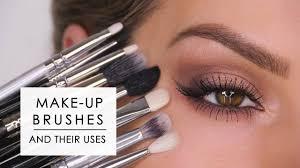 Makeup <b>Brushes</b> & How To Use Them - Eyes | Shonagh Scott ...