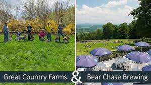 Farm Fun @ Great <b>Country Farms</b> & Refreshment at Bear Chase ...