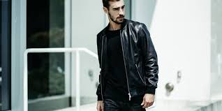 The <b>best men's leather</b> jackets you can buy - Business Insider