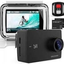 <b>Экшн</b>-<b>камера YI Discovery</b> Kit 4K Black – купить в Красноярске ...