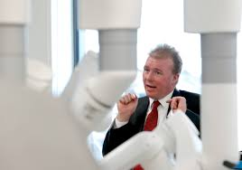 inaugural robotic surgery course in honour of sylvester o halloran sylvester o halloran