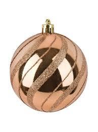 """<b>Шар новогодний</b> """"Медная вьюга"""", 8см <b>Monte Christmas</b> 9237741 в ..."""