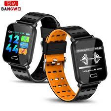 <b>WISHDOIT</b> Smart <b>Watch Women</b> Waterproof Smartwatch Men Heart ...
