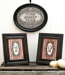 <b>Vintage Halloween</b> Embroidery Printables |