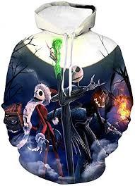 <b>Halloween Pumpkin</b> Light 3D <b>Print Drawstring</b> Men's Jacket ...