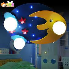 modern led boyamp girl cartoon airplane ceiling lights master bedroom creative pastoral childrens room lighting children bedroom lighting