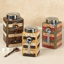 Green Kitchen Canister Set Ceramic Kitchen Canisters Sets Kitchen Ideas