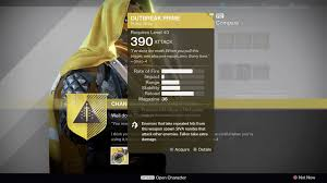 destiny players solve ridiculously complicated secret weapon quest destiny a video game in which players travel through space wondering why the hell they can t get new artifacts has a brand new quest that might be the