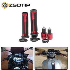 "ZSDTRP <b>7/8</b>""<b>22mm CNC</b> Aluminum Barracuda Bike Street&Racing ..."