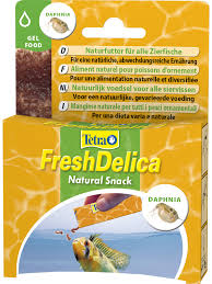 Купить <b>Корм</b> натуральный (желе <b>дафния</b>) <b>Tetra FreshDelica</b> ...