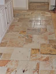 Kitchens Floors Tile Floors And Borders Tile Floor Images Custom Tile Borders Tile