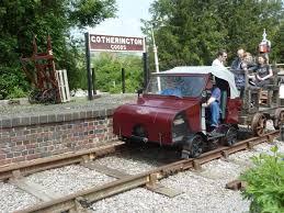 Gotherington railway station