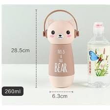 2019 Colleer <b>Creative Child Thermal Bottle</b> Cute Cartoon Thermos ...