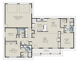 Bedroom House Plans No Garage   Free Online Image House Plans    Bedroom House Plan With Garage on bedroom house plans no garage