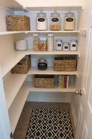 Small Kitchen Pantry Organization 17 Best Ideas About Small Pantry Closet On Pinterest Pantry And
