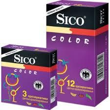 <b>Презервативы SICO Color Цветные</b>   Отзывы покупателей