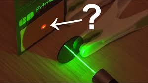THE ISSUE WITH <b>GREEN LASER POINTERS</b> - YouTube