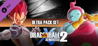<b>DRAGON BALL</b> XENOVERSE 2 - Ultra Pack <b>Set</b> on Steam
