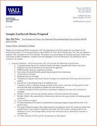 construction bid proposal template word best agenda templates contractor proposal template word