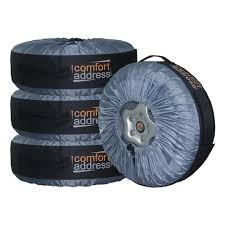 <b>Чехол</b> для хранения <b>колес</b> Comfort Address Bag-016, R13-R20, 4шт.