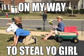 Alpha Boyfriend Memes. Best Collection of Funny Alpha Boyfriend ... via Relatably.com