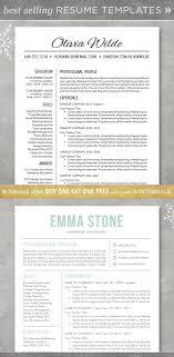 best ideas about professional resume template resume template cv template for word creative customizable cover letter