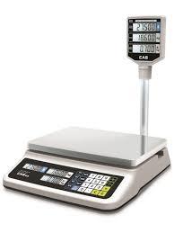 <b>Весы Cas PR 30P</b> LCD - Чижик