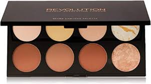 <b>ULTRA</b> PROFESSIONAL CONTOUR PALETTE by <b>Makeup Revolution</b>