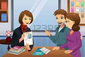 Resultado de imagen de reunion profesores y padres