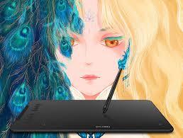 Обзор <b>графического планшета XP-PEN Deco</b> 01 V2 Выбор ...