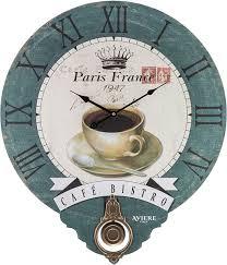 Деревянные <b>настенные часы Aviere 25626_A</b> — купить в ...