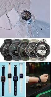 <b>Amazfit T</b>-<b>Rex</b>, a Smartwatch Designed for <b>Outdoor</b> Challenge, to ...