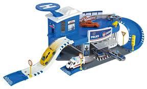 <b>Majorette Игровой набор</b> Creatix Полицейская станция 2050012 ...