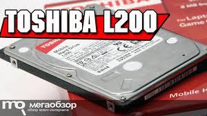 <b>Toshiba L200</b> обзор <b>жесткого диска</b> - YouTube