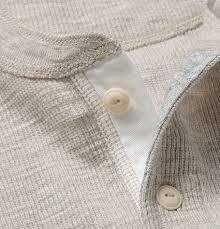 Alex Mill Ribbed Cotton-Jersey <b>Henley</b> T-Shirt | Development ...