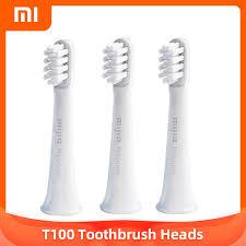 <b>Xiaomi Original T100 Toothbrush</b> Replacement Teeth Brush Heads ...